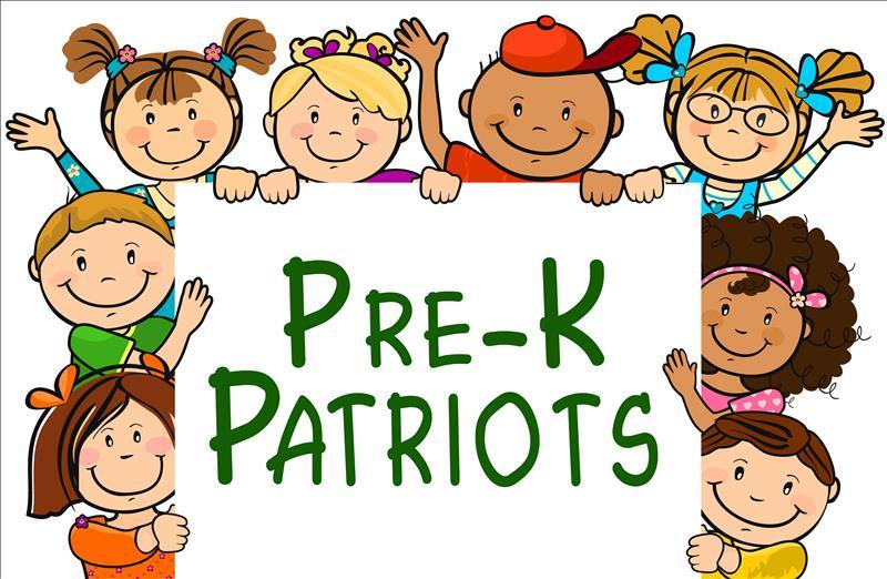 pre-k patriots image