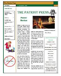 The Patriot Press