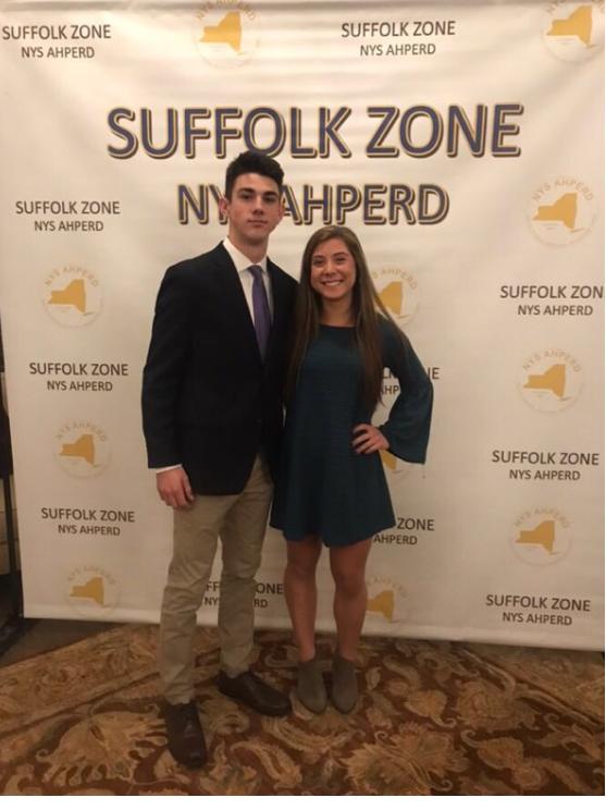 Suffolk Zone Award Winners