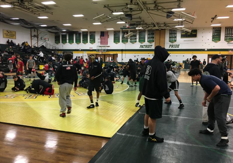 League 1 Wrestling Tournament