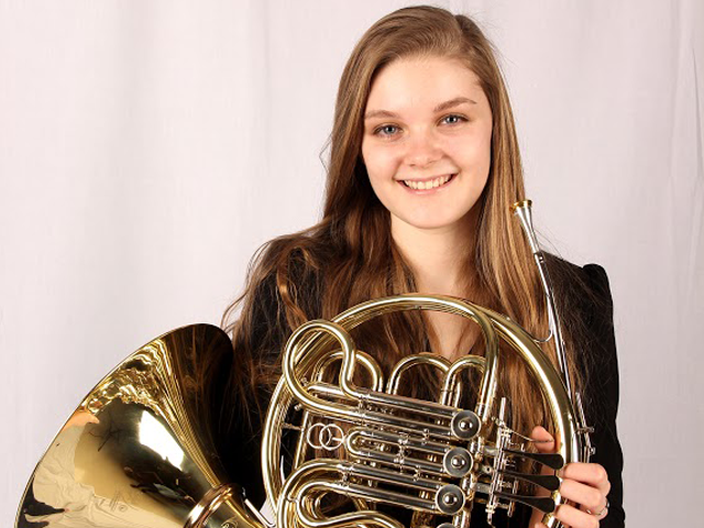 Student-Musician Performs with MYO