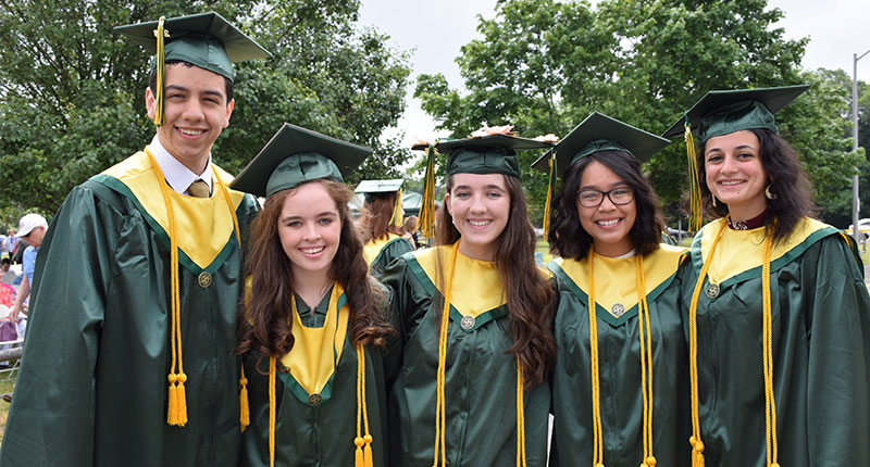 Ward Melville High School Graduation