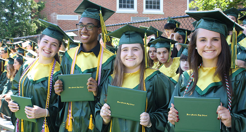 Ward Melville High School Class of 2017!