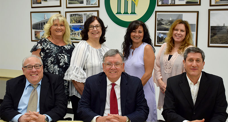 Board Begins New Year