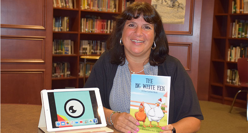 Ward Melville Teacher Pioneers New Reading Resources