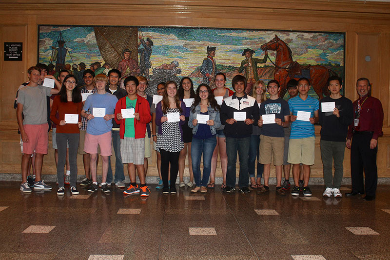 Three Village boasts 23 Commended Students