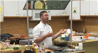 Culinary Demonstration Leads to Collegiate Overview photo