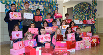 Nassakeag Donations Warm Hearts photo