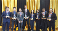 DECA Heads to Nationals Photo