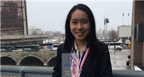 Ward Melville DECA Member Named International Finalists photo