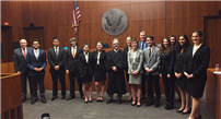 Mock Trial Team Wraps Up Season photo