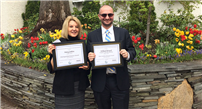 Educators Awarded for FACS Support Photo