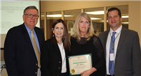 Outstanding Educator Honored Photo