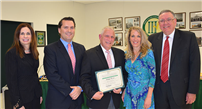 Murphy Principal Names an Administrator of the Year photo