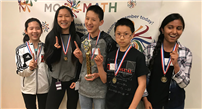 Murphy Math Team Wins State Competition photo