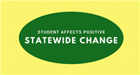 Student Affects Positive Change Statewide Photo