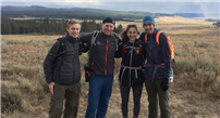 Student Stewards Head to Yellowstone photo