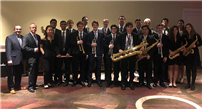 Honored Musicians Perform for State Education Leaders photo