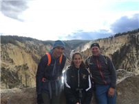 Student Stewards Head to Yellowstone photo 2
