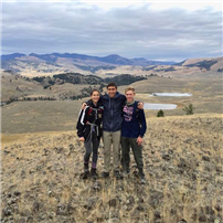 Student Stewards Head to Yellowstone photo 3