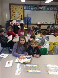 Teaming Up for World Read Aloud Day photo 3