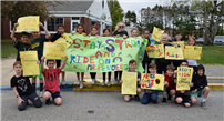 Three Village Supports ALS Ride for Life