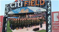 Students Perform at Mets Game Pic