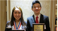 Ward Melville Students Qualify for International Science Competition photo