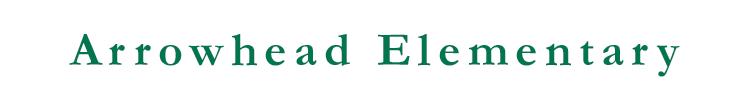 Arrowhead banner image